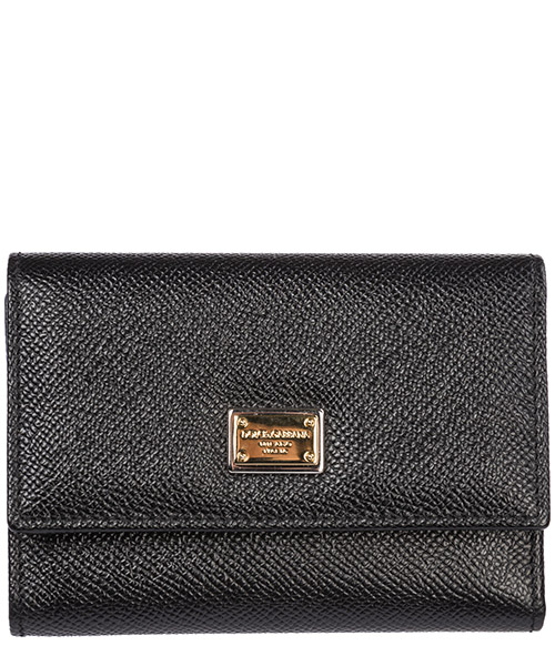 Portafoglio Dolce&Gabbana BI0924 A1001-80999 nero