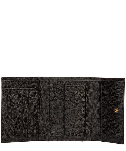 Portefeuille porte-monnaie femme en cuir secondary image