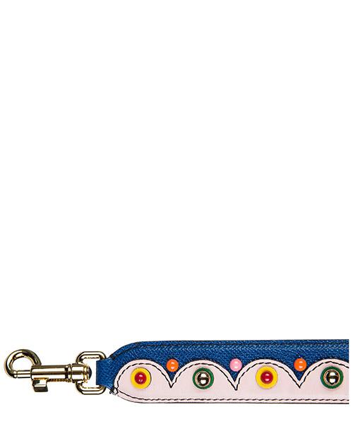 Bag strap Dolce&Gabbana BI0945AI4088H606 blu