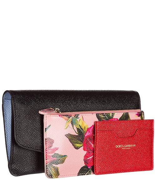 Damen geldbörse portemonnaie echtleder geldbeutel bifold secondary image