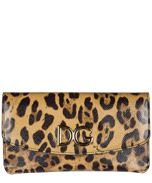 Portafoglio Dolce&Gabbana BI0951AH040HA93M leo