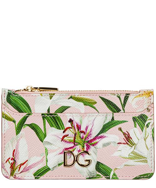 Credit card holder Dolce&Gabbana BI1032AA201HFKK8 rosa