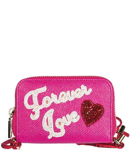 Portafoglio Dolce&Gabbana BI2315 AU127 8H407 fuxia