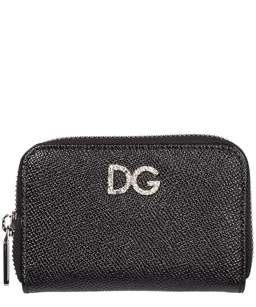 19285684d5 Portamonete Dolce&Gabbana BI0460AU77180999 nero Portafoglio portamonete  donna ...