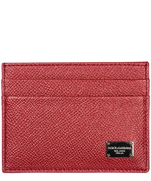 Credit card holder Dolce&Gabbana BP0330A100187515 rubino