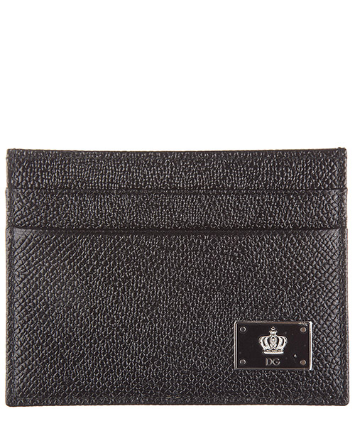 Credit card holder Dolce&Gabbana BP0330 AC967 80999 nero