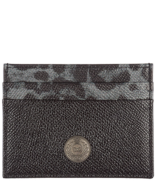 Credit card holder Dolce&Gabbana BP0330AH1358I943 nero