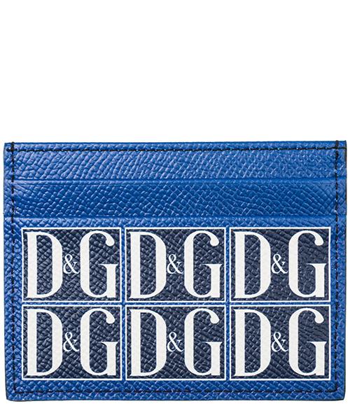 Porte-carte de crédit  Dolce&Gabbana BP0330AZ281HBY43 blu