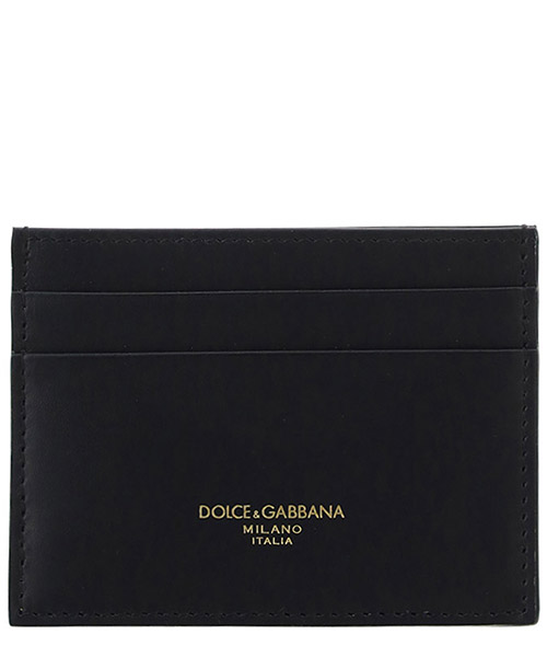 Porte-carte de crédit Dolce&Gabbana BP0330AZ60780999 nero