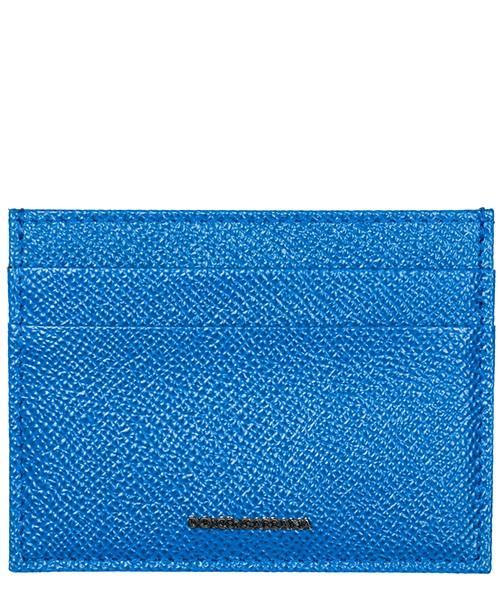 Kreditkartenhalter Dolce&Gabbana BP0330B34328X062 blu elettrico