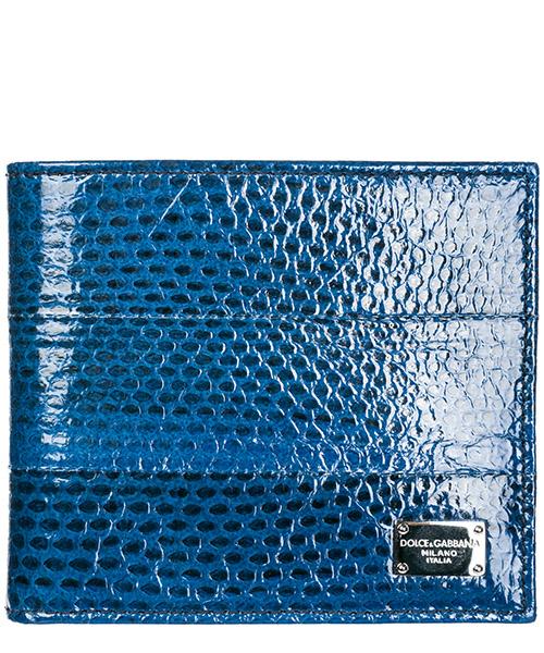 Wallet Dolce&Gabbana BP1321A84208H606 blu marino