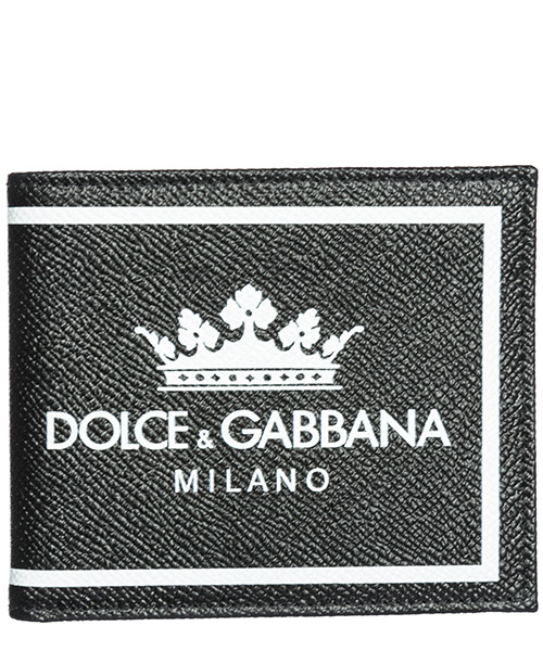 Billetera Dolce&Gabbana BP1321AI475HNR18 nero