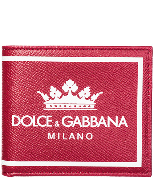 Wallet Dolce&Gabbana BP1321AI475HXR18 milano rosso