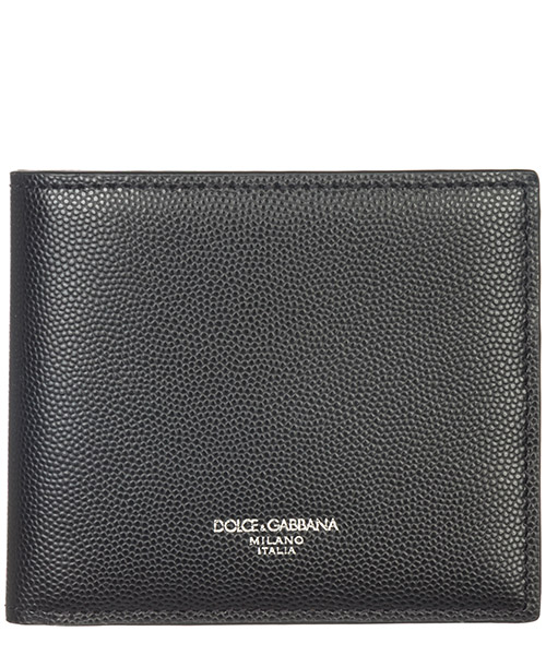 Wallet Dolce&Gabbana BP1321AZ6018B956 nero