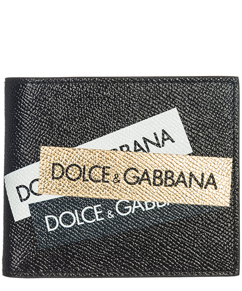 Portafoglio Dolce&Gabbana BP1321AZ9088V038 nero