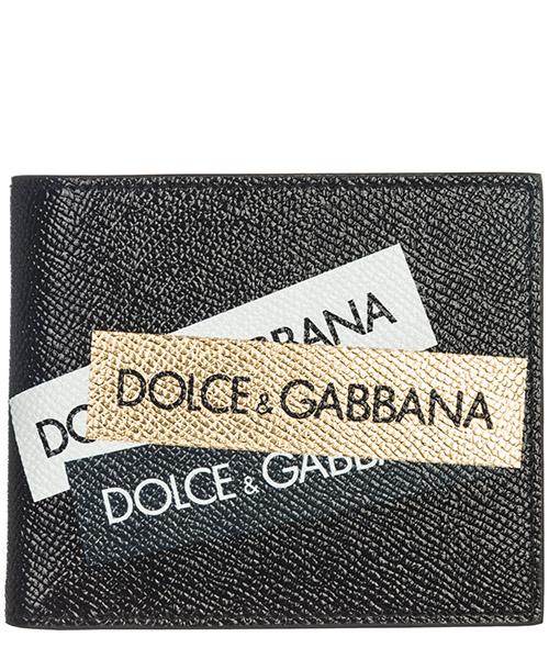 Portefeuille Dolce&Gabbana BP1321AZ9088V038 nero