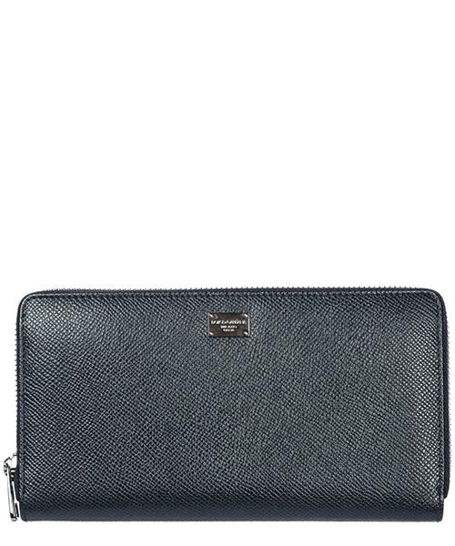 Portafoglio Dolce&Gabbana BP1672A100180658 blu scuro