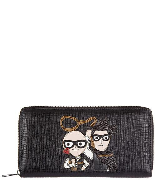 Portafoglio Dolce&Gabbana BP1672 AC736 80999 nero