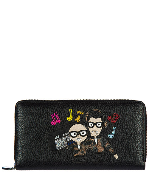 Portafoglio Dolce&Gabbana BP1672AI14880999 nero