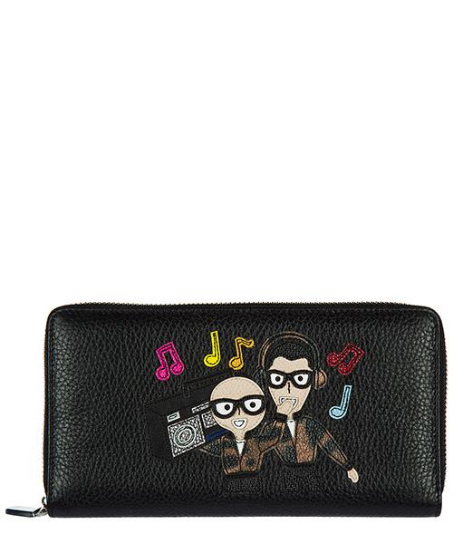 Portefeuille Dolce&Gabbana BP1672AI14880999 nero