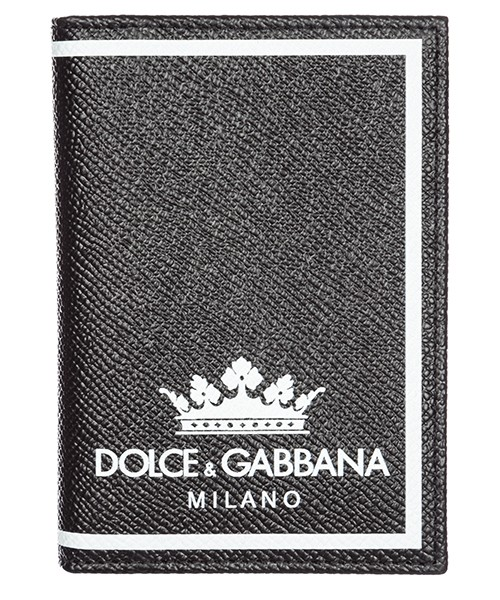 Document holder Dolce&Gabbana BP2217AI475HNR18 nero
