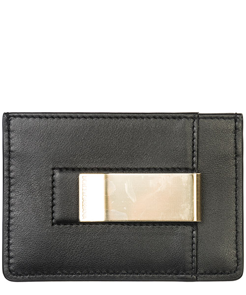 Men's genuine leather money clip wallet secondary image