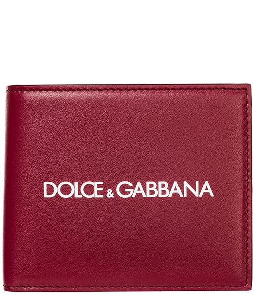 Portafoglio Dolce&Gabbana bp2463aa062hri43 rosso