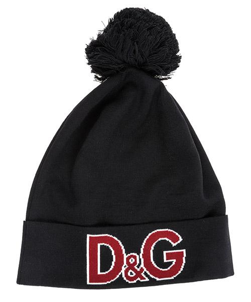 Cappello Dolce&Gabbana FX282TJAVHTS9000 nero