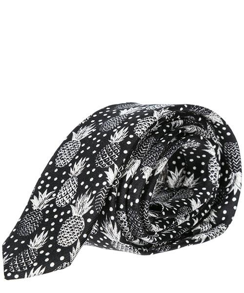 Tie Dolce&Gabbana GT142EG0SUKHN852 black