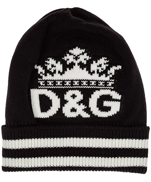 Mütze Dolce&Gabbana GX689TJAWPES9000 nero