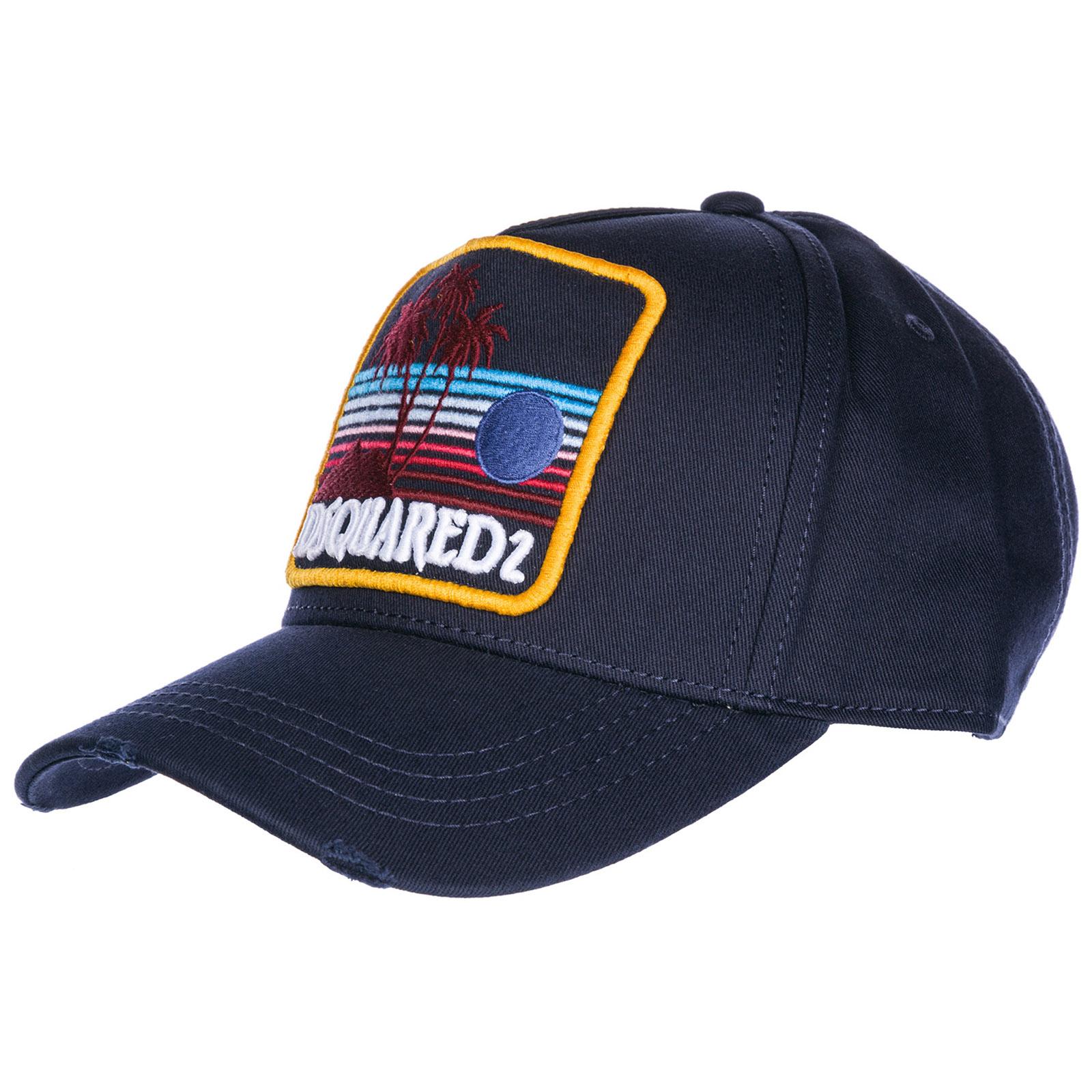 Cappello berretto regolabile uomo in cotone hawaiian rocker baseball