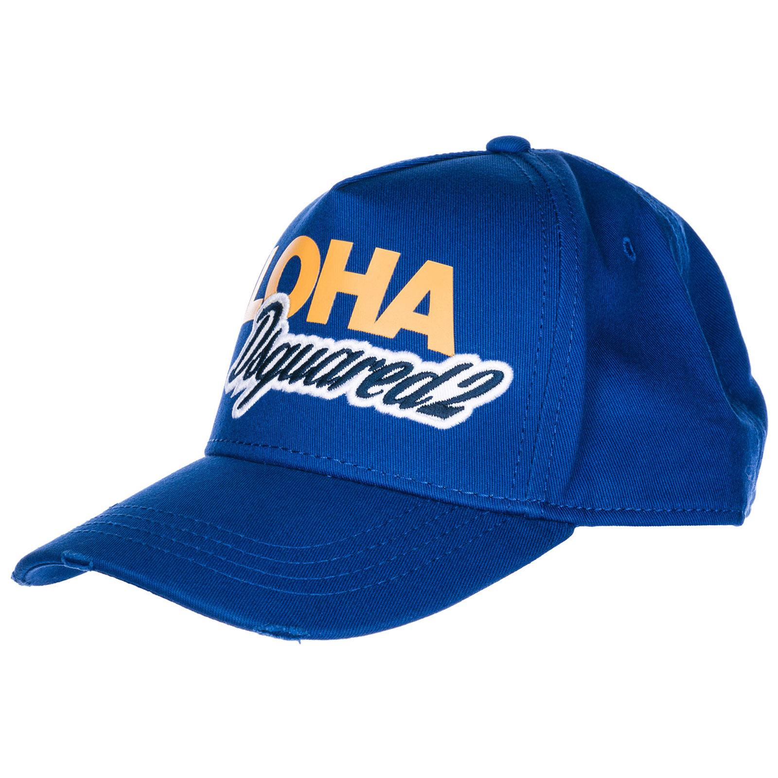 Cappello berretto regolabile uomo in cotone aloha baseball