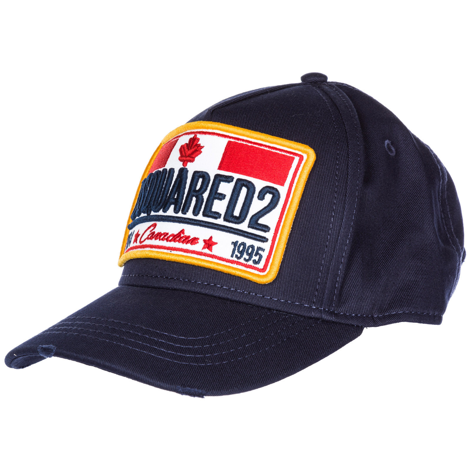 137c4914130 Casquette baseball Dsquared2 Canadian Patch BCM013505C000013073 navy ...
