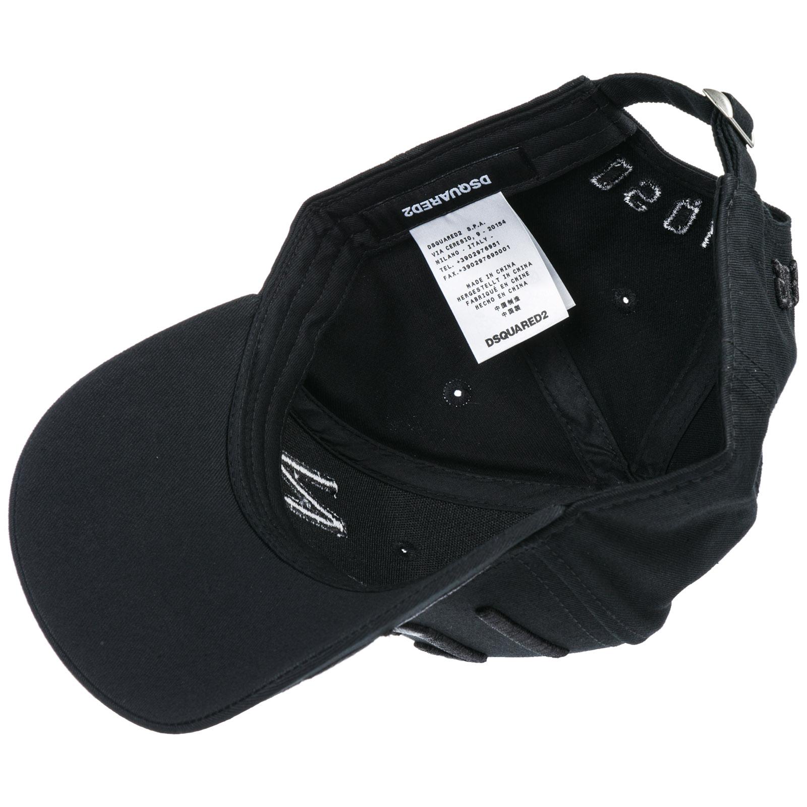 Adjustable men's cotton hat baseball cap  icon