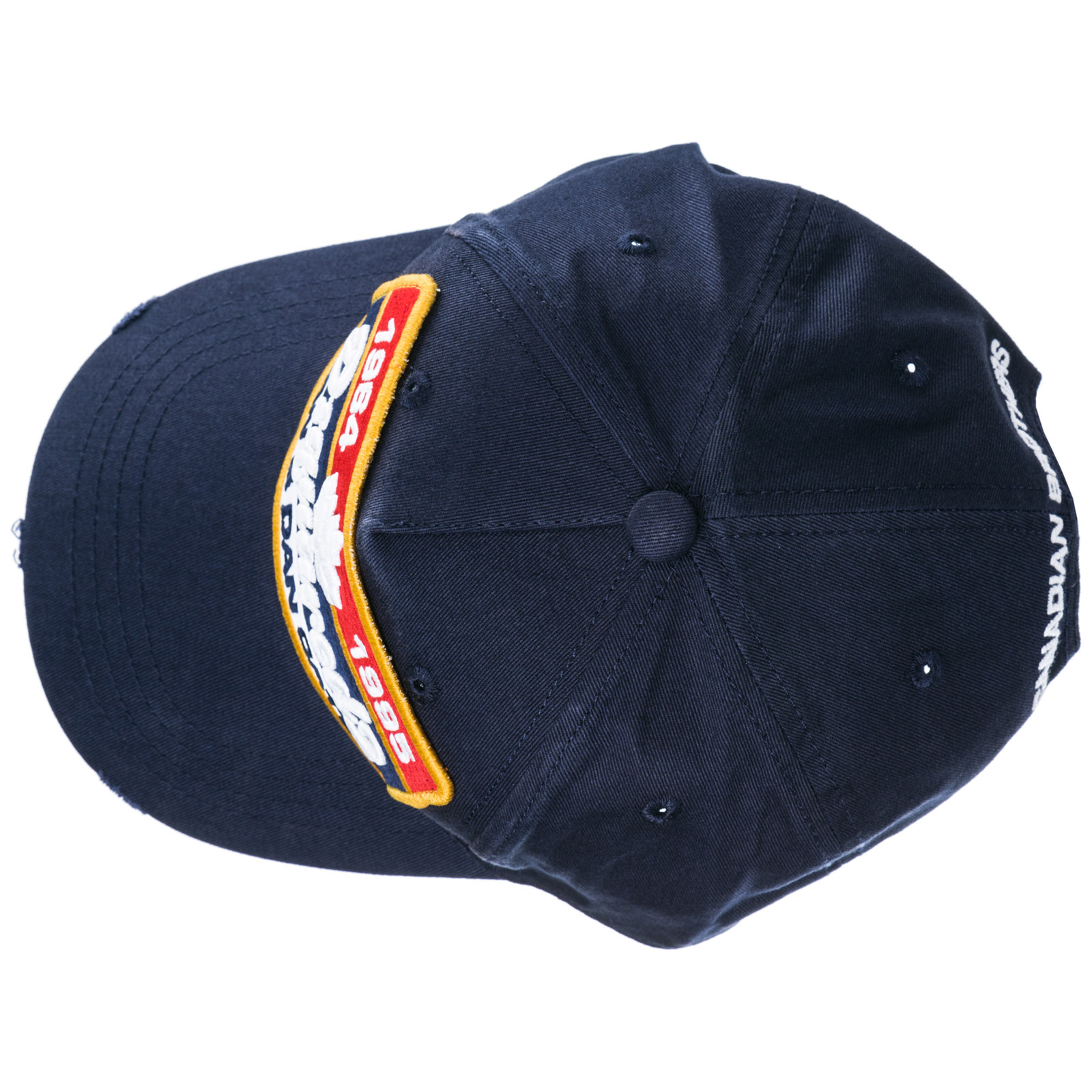 Adjustable men's cotton hat baseball cap  leaf