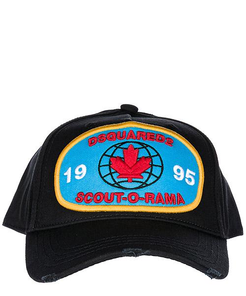 Sombrero en algodón ajustable hombre baseball secondary image