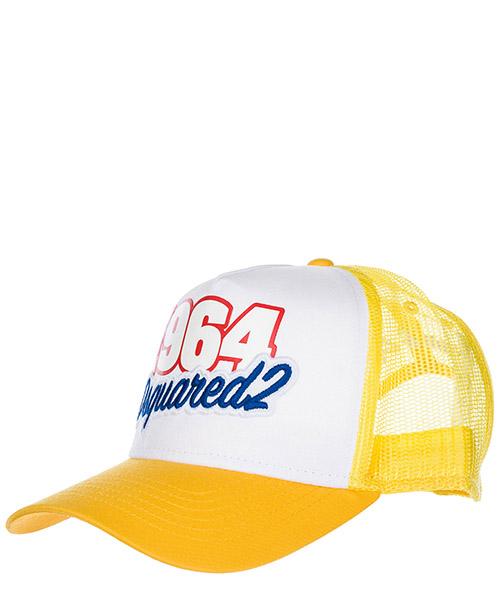 Baseball cap Dsquared2 BCM003401Y00291M901 giallo
