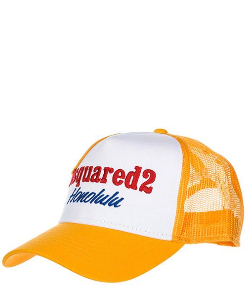 Baseball cap Dsquared2 Honolulu BCM004213550001M319 giallo