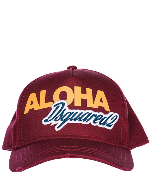 Adjustable men's cotton hat baseball cap aloha baseball secondary image
