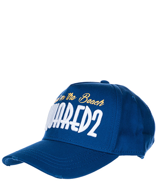 Baseball cap Dsquared2 Sunset BCM005905C000013072 blu