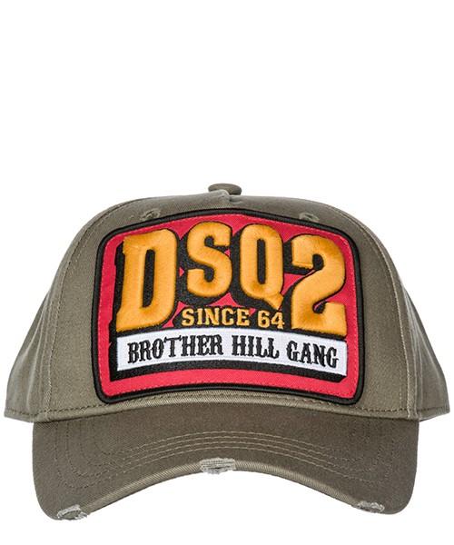 Cappello berretto regolabile dsq2 secondary image