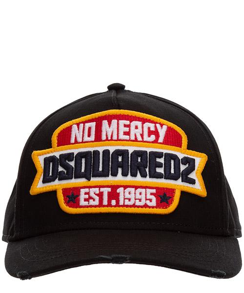 Adjustable men's cotton hat baseball cap no mercy secondary image