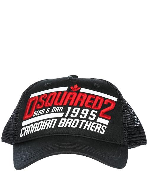 Baumwolle kappe verstellbar herren baseball cap basecap hut  canadian brothers secondary image
