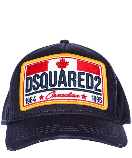 Cappello berretto regolabile uomo in cotone  canadian bros secondary image