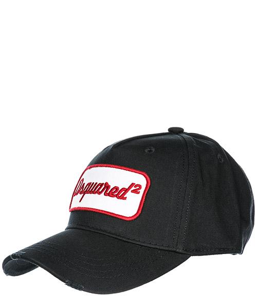 Casquette baseball Dsquared2 BCM015305C000012124 nero