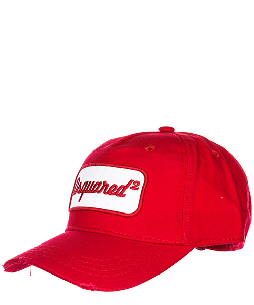Baseball cap Dsquared2 BCM015305C000014065 rosso