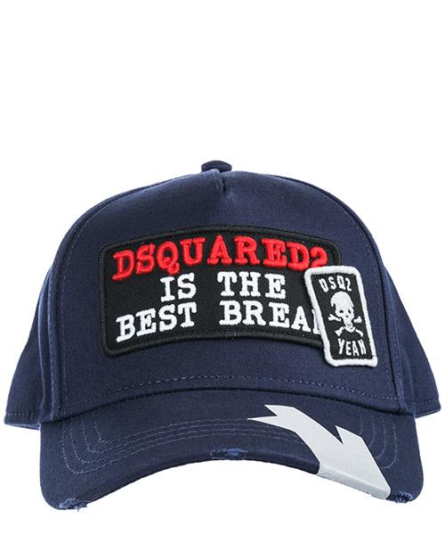 бейсбольная кепка регулируемая мужская хлопок  beast break secondary image