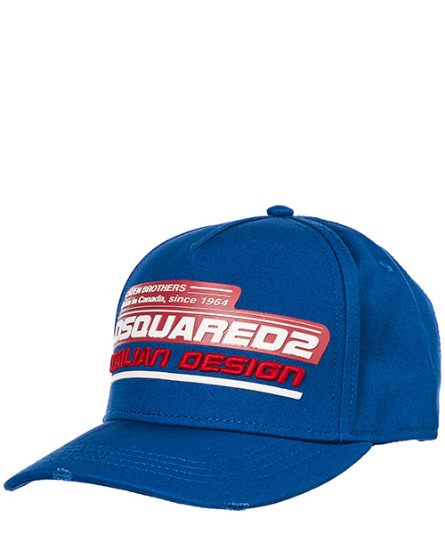 Gorra de beisbol Dsquared2 BCM019208C000013062 royal
