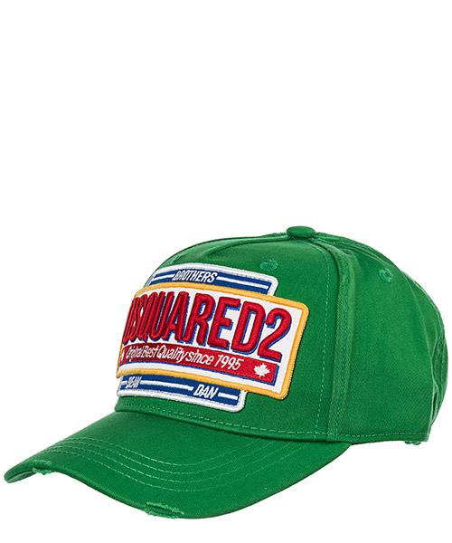 Gorra de beisbol Dsquared2 BCM020108C000018079 smeraldo