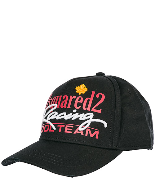 Baseball Kappe Dsquared2 Racing BCM020208C000012124 nero